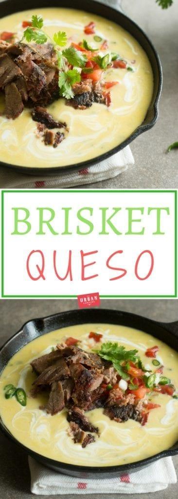 Brisket Queso Recipe